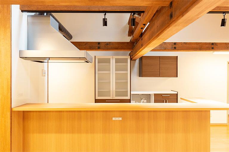 共有スペース キッチン