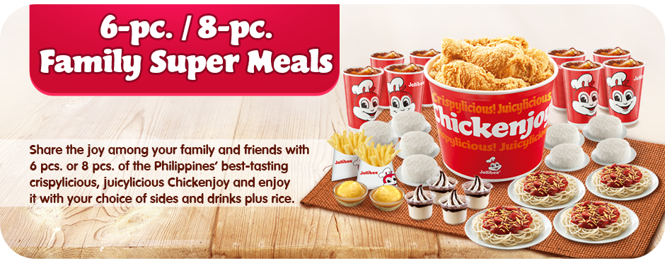 Chickenjoy Bucket Jollibee Foods Corporation