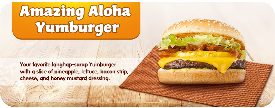 Burger « Jollibee Foods Corporation