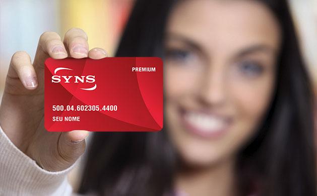 Cartão de Benefícios Syns